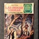 Tebeos: LAS INDIAS NEGRAS. NO.131. JOYAS LITERARIAS JUVENILES. EDITA: EDICIONES BRUGUERA. (A.1977). Lote 138500765