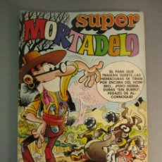 Tebeos: MORTADELO (1972, BRUGUERA) -SUPER- 63 · 1977 · MORTADELO. Lote 138617070