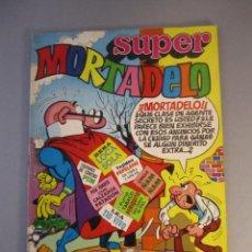 Tebeos: MORTADELO (1972, BRUGUERA) -SUPER- 5 · 1972 · SUPER MORTADELO. Lote 138617930