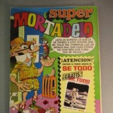 Tebeos: MORTADELO (1972, BRUGUERA) -SUPER- 24 · 1973 · MORTADELO. Lote 138621142