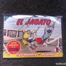 Tebeos: CÓMIC (EL JABATO) ED. BRUGUERA, 1963. Nº 262. Lote 138622198