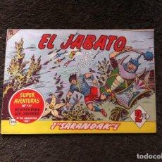 Tebeos: CÓMIC (EL JABATO) ED. BRUGUERA, 1963. Nº 264. Lote 138622254