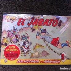 Tebeos: CÓMIC (EL JABATO) ED. BRUGUERA, 1963. Nº 266. Lote 138622362