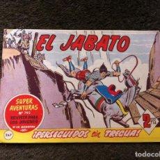 Tebeos: CÓMIC (EL JABATO) ED. BRUGUERA, 1963. Nº 267. Lote 138622422
