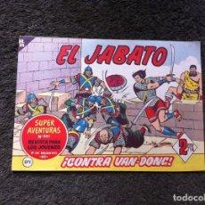 Tebeos: CÓMIC (EL JABATO) ED. BRUGUERA, 1963. Nº 271. Lote 138622498