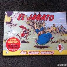Tebeos: CÓMIC (EL JABATO) ED. BRUGUERA, 1963. Nº 272. Lote 138622514