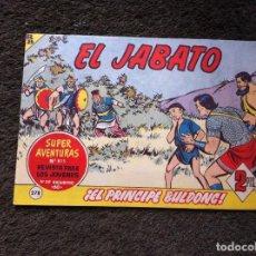 Tebeos: CÓMIC (EL JABATO) ED. BRUGUERA, 1964. Nº 278. Lote 138622710