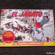 Tebeos: CÓMIC (EL JABATO) ED. BRUGUERA, 1964. Nº 303. Lote 138623922