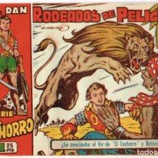 Tebeos: EL CACHORRO Nº 137 (ORIGINAL). Lote 138624242