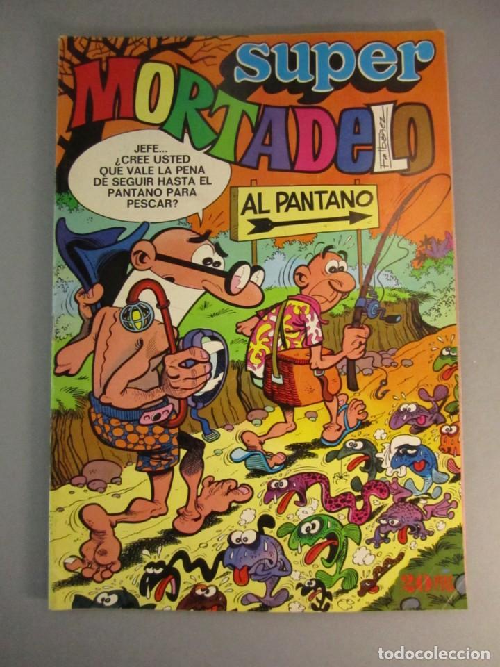 MORTADELO (1972, BRUGUERA) -SUPER- 30 · 1974 · SUPER MORTADELO / MORTADELO (Tebeos y Comics - Bruguera - Mortadelo)