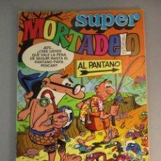 Tebeos: MORTADELO (1972, BRUGUERA) -SUPER- 30 · 1974 · SUPER MORTADELO / MORTADELO. Lote 138624854