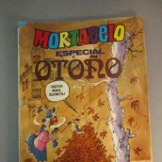 Tebeos: MORTADELO ESPECIAL OTOÑO - Nº 70 - BRUGUERA - 1979 - BOB MORANE. Lote 138627490