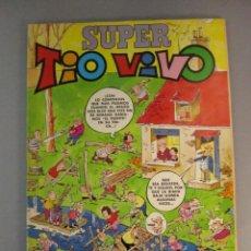Tebeos: TIO VIVO (1972, BRUGUERA) -SUPER- 21 · II-1974 · SUPER TIO VIVO. Lote 138704806