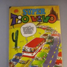 Tebeos: TIO VIVO (1972, BRUGUERA) -SUPER- 46 · IX-1976 · SUPER TIO VIVO. Lote 138705982