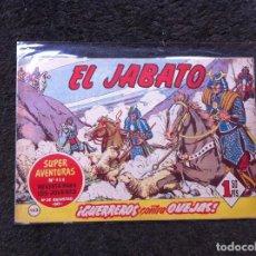 Tebeos: CÓMIC (EL JABATO) ED. BRUGUERA, 1961. Nº 152. Lote 138825146