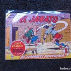 Tebeos: CÓMIC (EL JABATO) ED. BRUGUERA, 1963. Nº 226. Lote 138827754