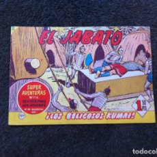 Tebeos: CÓMIC (EL JABATO) ED. BRUGUERA, 1963. Nº 227. Lote 138827842