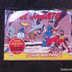 Tebeos: CÓMIC (EL JABATO) ED. BRUGUERA, 1963. Nº 238. Lote 138828234