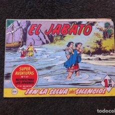 Tebeos: CÓMIC (EL JABATO) ED. BRUGUERA, 1963. Nº 239. Lote 138828250