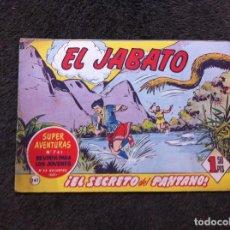 Tebeos: CÓMIC (EL JABATO) ED. BRUGUERA, 1963. Nº 241. Lote 138828366