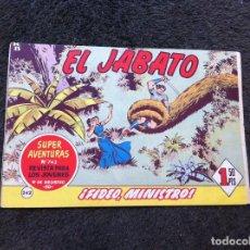 Tebeos: CÓMIC (EL JABATO) ED. BRUGUERA, 1963. Nº 242. Lote 138828414