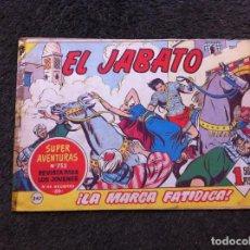 Tebeos: CÓMIC (EL JABATO) ED. BRUGUERA, 1963. Nº 247. Lote 138828570
