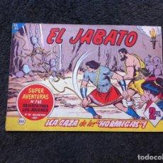 Tebeos: CÓMIC (EL JABATO) ED. BRUGUERA, 1963. Nº 251. Lote 138828698