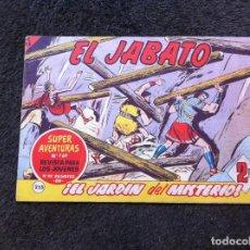 Tebeos: CÓMIC (EL JABATO) ED. BRUGUERA, 1963. Nº 255. Lote 138828790