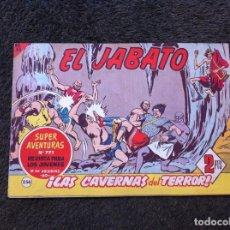 Tebeos: CÓMIC (EL JABATO) ED. BRUGUERA, 1963. Nº 256. Lote 138828810
