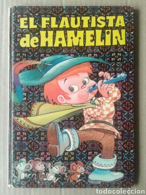 EL FLAUTISTA DE HAMELÍN / COLECCIÓN BUENAS NOCHES N°3 (BRUGUERA, 1971). 48 PÁGINAS EN COLOR. (Tebeos y Comics - Bruguera - Otros)