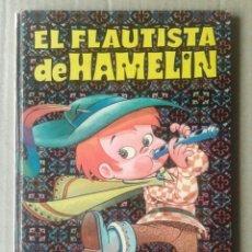 Tebeos: EL FLAUTISTA DE HAMELÍN / COLECCIÓN BUENAS NOCHES N°3 (BRUGUERA, 1971). 48 PÁGINAS EN COLOR.. Lote 138843069