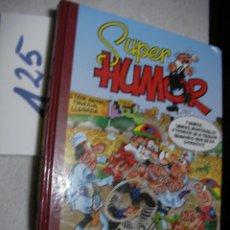 Tebeos: SUPER HUMOR 33 - MORTADELO Y FILEMON. Lote 138905978