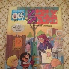 Tebeos: ZIPI Y ZAPE - BRILLANTES EXAMENES -- COLECCION OLE 6º EDICION 1987. Lote 138916910