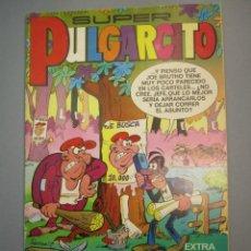 Tebeos: PULGARCITO (1970, BRUGUERA) -SUPER PULGARCITO- 39 · 11-III-1974 · SUPER PULGARCITO. Lote 138923086