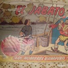 Tebeos: EL JABATO N 302 - LOS HOMBRES-VAMPIRO --REFM3E3. Lote 138946322