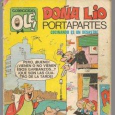 Tebeos: OLÉ!. DOÑA LIO PORTAPARTES. Nº 27. BRUGUERA. 5ª EDICIÓN 1985. (ST/A19). Lote 138953914