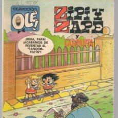 Tebeos: OLÉ!.ZIPI Y ZAPE. Nº 190. BRUGUERA. 1ª EDICIÓN 1980. (ST/A19). Lote 138957918