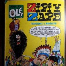 Tebeos: ZIPI Y ZAPE - COLECCIÓN OLÉ! Nº26 - EDITORIAL BRUGUERA - 1984. Lote 138960766