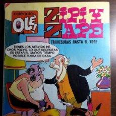 Tebeos: ZIPI Y ZAPE - COLECCIÓN OLÉ! Nº114 - EDITORIAL BRUGUERA - 1984. Lote 138961350
