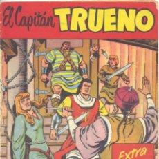 Tebeos: CAPITAN TRUENO. EXTRA DE VERANO (ORIGINAL). Lote 139112594