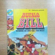Tebeos: BUFALO BILL #1. Lote 139138504