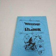 Tebeos: 1118- MORTADELO Y FILEMON EDITORIAL BRUGUERA ESPAÑA AÑO 1986 . Lote 139184922