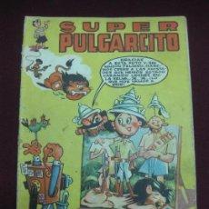 Tebeos: SUPER PULGARCITO Nº 7. GRAFICAS BRUGUERA 1949.. Lote 139276826