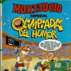 Tebeos: MORTADELO ESPECIAL Nº 181 - OLIMPIADA DEL HUMOR - BRUGUERA 1984 - EL DE LA FOTO. Lote 139347974