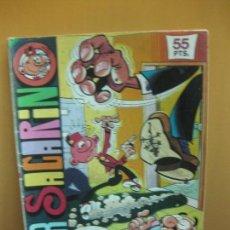 Tebeos: SUPER SACARINO Nº 60 EDITORIAL BRUGUERA 1981. Lote 139419322