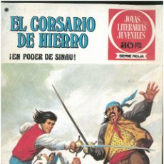Tebeos: EL CORSARIO DE HIERRO Nº 41. EN PODER DE SINAU. C-11. Lote 202986138