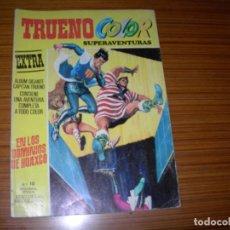 Tebeos: TRUENO COLOR EXTRA Nº 10 EDITA BRUGUERA . Lote 139514818