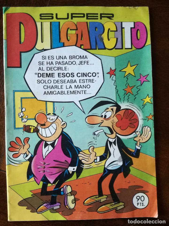 SUPER PULGARCITO 150 BRUGUERA NUEVO 1983 (Tebeos y Comics - Bruguera - Pulgarcito)