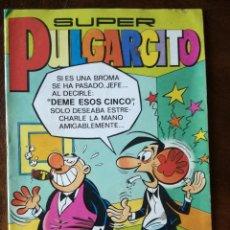Tebeos: SUPER PULGARCITO 150 BRUGUERA 1983. Lote 139515838