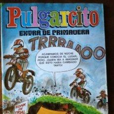 Tebeos: PULGARCITO EXTRA DE PRIMAVERA BRUGUERA 1982 NUEVO. Lote 139517770